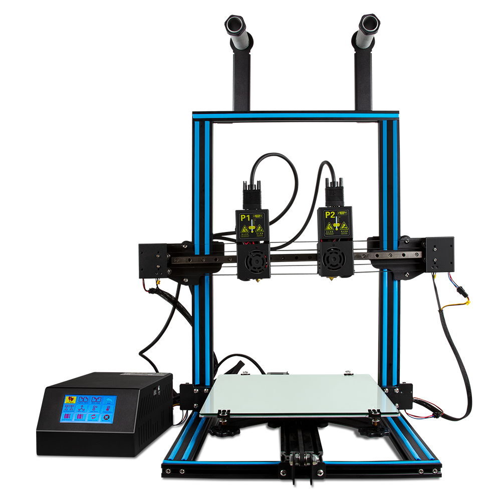 D3S Dual Extruder