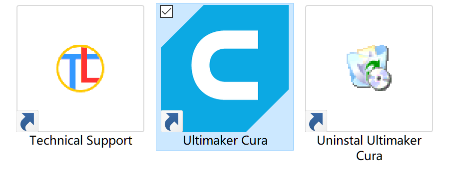 Cura for Tenlog