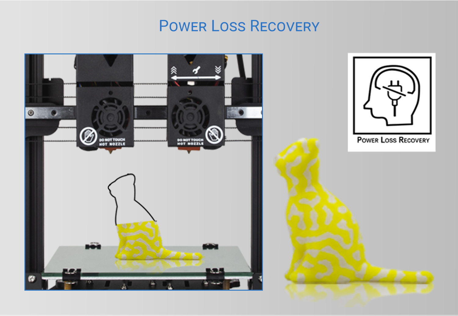 TL-D5 Power Loss Recovery