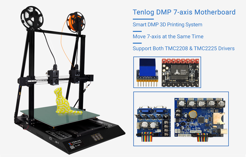 Tenlog DMP 7-axis Motherboard