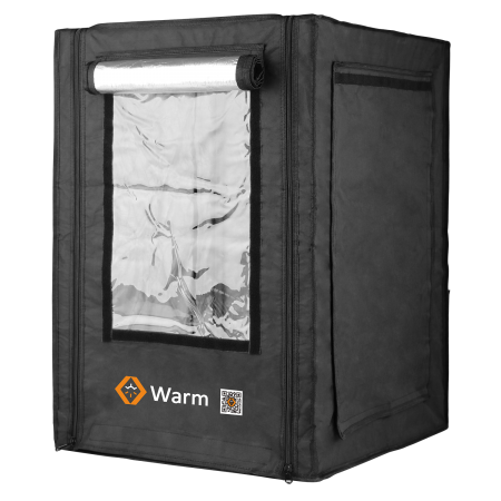 Leading Pro 3D Printer Enclosure, Keep Warm, Flame Retardant, Full Coverage, and a Studio, Warm Pro Manufacturer